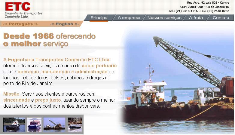 Wallace Vianna freelancer serviços de web design autônomo freelance Rio de Janeiro RJ