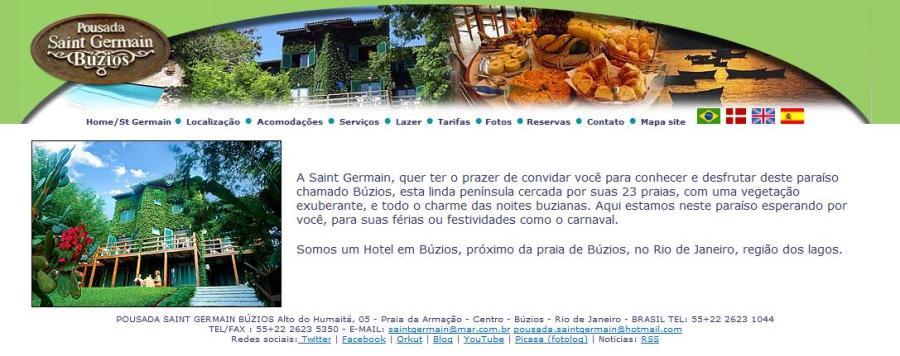 Wallace Vianna serviço de redesign em webdesign autônomo freelance freelancer Rio de Janeiro RJ