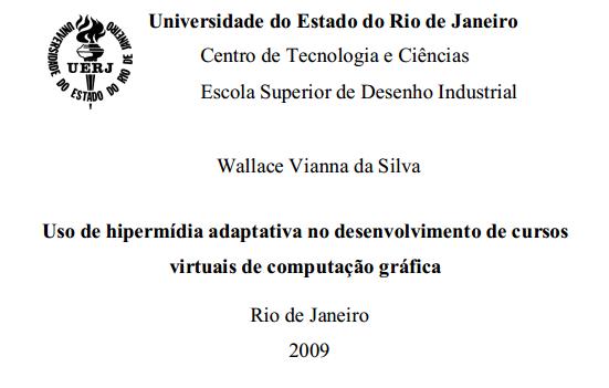 Walace Vianna designer Rio de Janeiro RJ