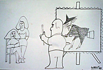 Wallace Vianna serviços de ilustração autônomo freelance freelancer Rio de Janeiro RJ